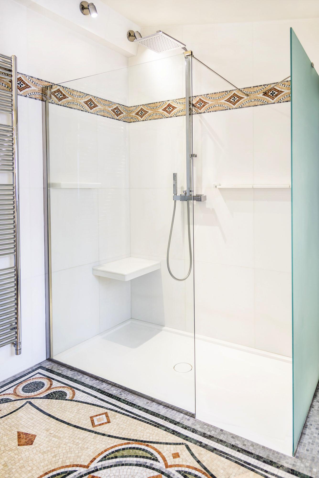 Salle de bain viii atelier saint marceaux for Salle de bain 9 m2